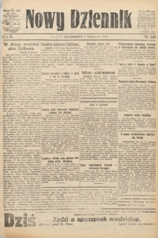 Nowy Dziennik. 1919, nr240