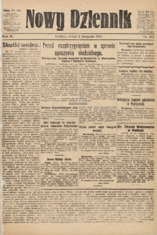 Nowy Dziennik. 1919, nr242
