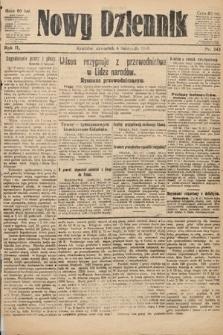 Nowy Dziennik. 1919, nr243