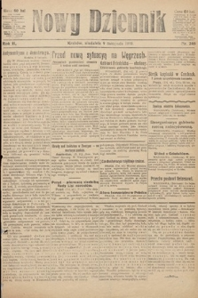 Nowy Dziennik. 1919, nr246