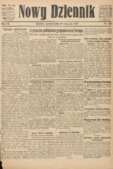 Nowy Dziennik. 1919, nr247