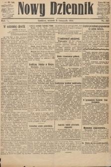 Nowy Dziennik. 1919, nr248