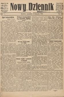 Nowy Dziennik. 1919, nr250