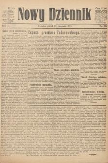 Nowy Dziennik. 1919, nr251