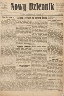Nowy Dziennik. 1919, nr254