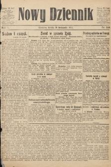 Nowy Dziennik. 1919, nr256