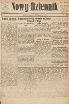 Nowy Dziennik. 1919, nr257