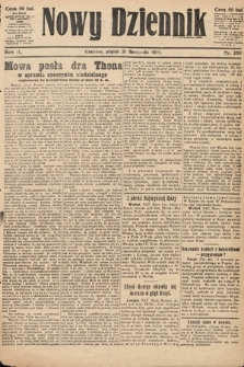 Nowy Dziennik. 1919, nr258