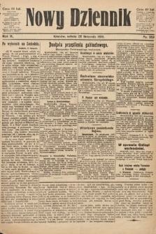 Nowy Dziennik. 1919, nr259