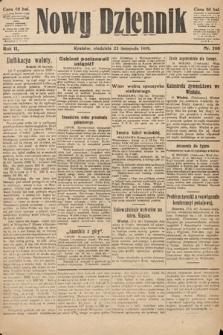 Nowy Dziennik. 1919, nr260
