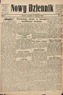 Nowy Dziennik. 1919, nr264