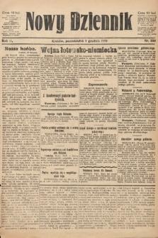 Nowy Dziennik. 1919, nr268