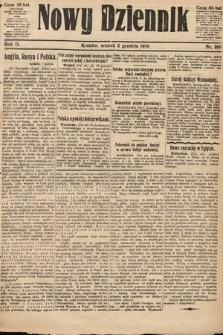 Nowy Dziennik. 1919, nr269