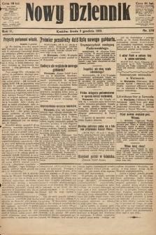 Nowy Dziennik. 1919, nr270