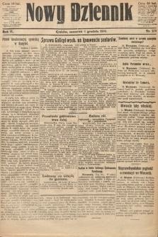 Nowy Dziennik. 1919, nr271