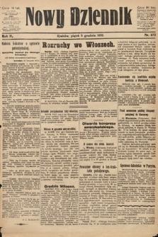 Nowy Dziennik. 1919, nr272