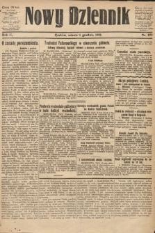 Nowy Dziennik. 1919, nr273