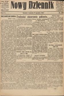 Nowy Dziennik. 1919, nr278