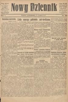Nowy Dziennik. 1919, nr282