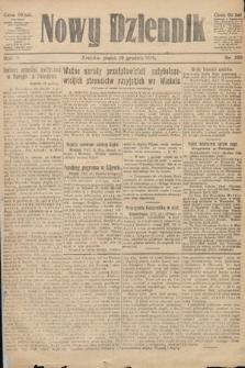 Nowy Dziennik. 1919, nr286