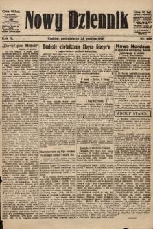 Nowy Dziennik. 1919, nr289
