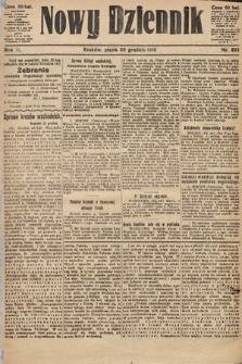 Nowy Dziennik. 1919, nr293