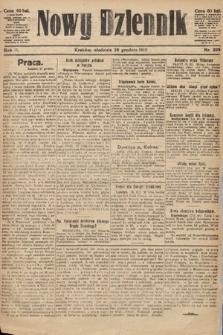 Nowy Dziennik. 1919, nr295