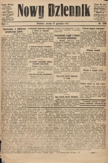 Nowy Dziennik. 1919, nr298