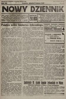 Nowy Dziennik. 1924, nr57