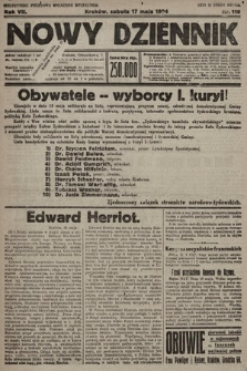 Nowy Dziennik. 1924, nr110