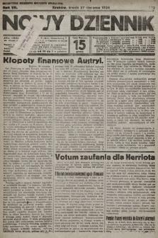 Nowy Dziennik. 1924, nr193