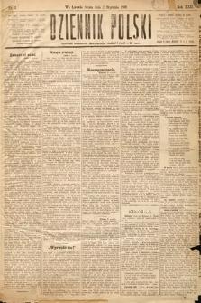 Dziennik Polski. 1889, nr2