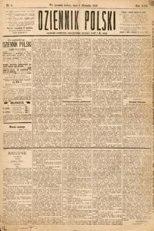 Dziennik Polski. 1889, nr5