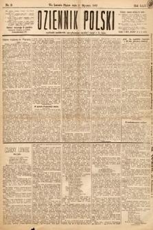 Dziennik Polski. 1889, nr11