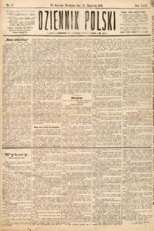 Dziennik Polski. 1889, nr27