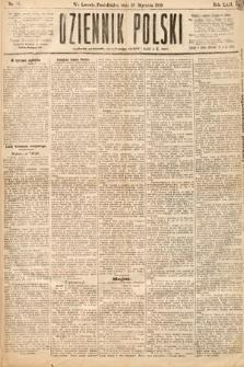 Dziennik Polski. 1889, nr28