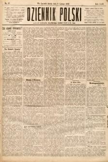 Dziennik Polski. 1889, nr37