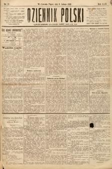 Dziennik Polski. 1889, nr39