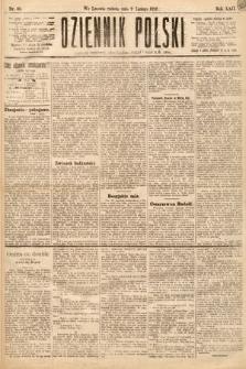 Dziennik Polski. 1889, nr40