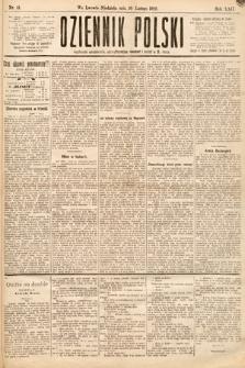 Dziennik Polski. 1889, nr41