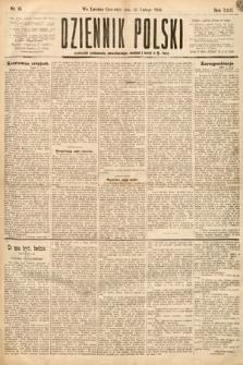 Dziennik Polski. 1889, nr45