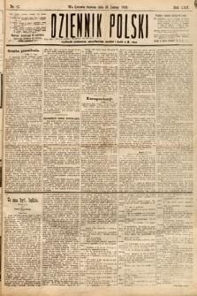 Dziennik Polski. 1889, nr47