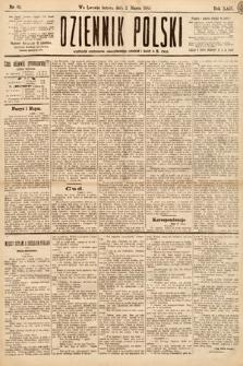 Dziennik Polski. 1889, nr61