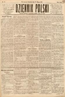 Dziennik Polski. 1889, nr76