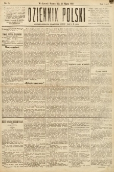 Dziennik Polski. 1889, nr78