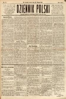 Dziennik Polski. 1889, nr79