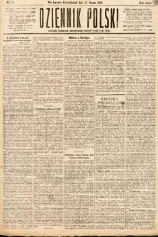 Dziennik Polski. 1889, nr84