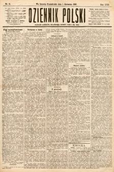 Dziennik Polski. 1889, nr91