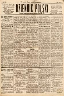 Dziennik Polski. 1889, nr92