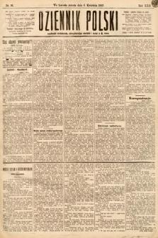 Dziennik Polski. 1889, nr96